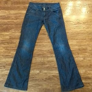 💥2 for $40 Hudson Bootcut Jeans 27